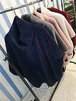 Женское стильное пальто пончо из шерсти альпака, фото 1