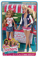 "Лялька Барбі і Стейсі серії ""Барбі і її сестри"" (Barbie Sisters Barbie and Stacie Doll 2-Pack), фото 5"