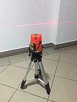 Лазерный уровень, нивелир LEX LXNL01 + Луч 20м / Тринога , Кейс в комплекте