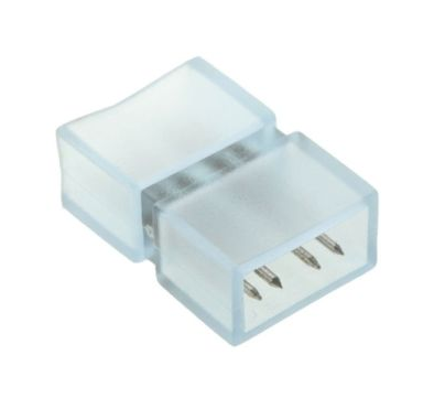 Коннектор для соединения светодиодных лент NEON 5050-60 RGB, фото 2
