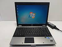 """14"""" HP EliteBook 6930p c2d p8600 2.4, 4 ГБ ОЗУ, 160 ГБ hdd, Батарея до 4 часов\ Настроен, включай и работай, фото 1"""