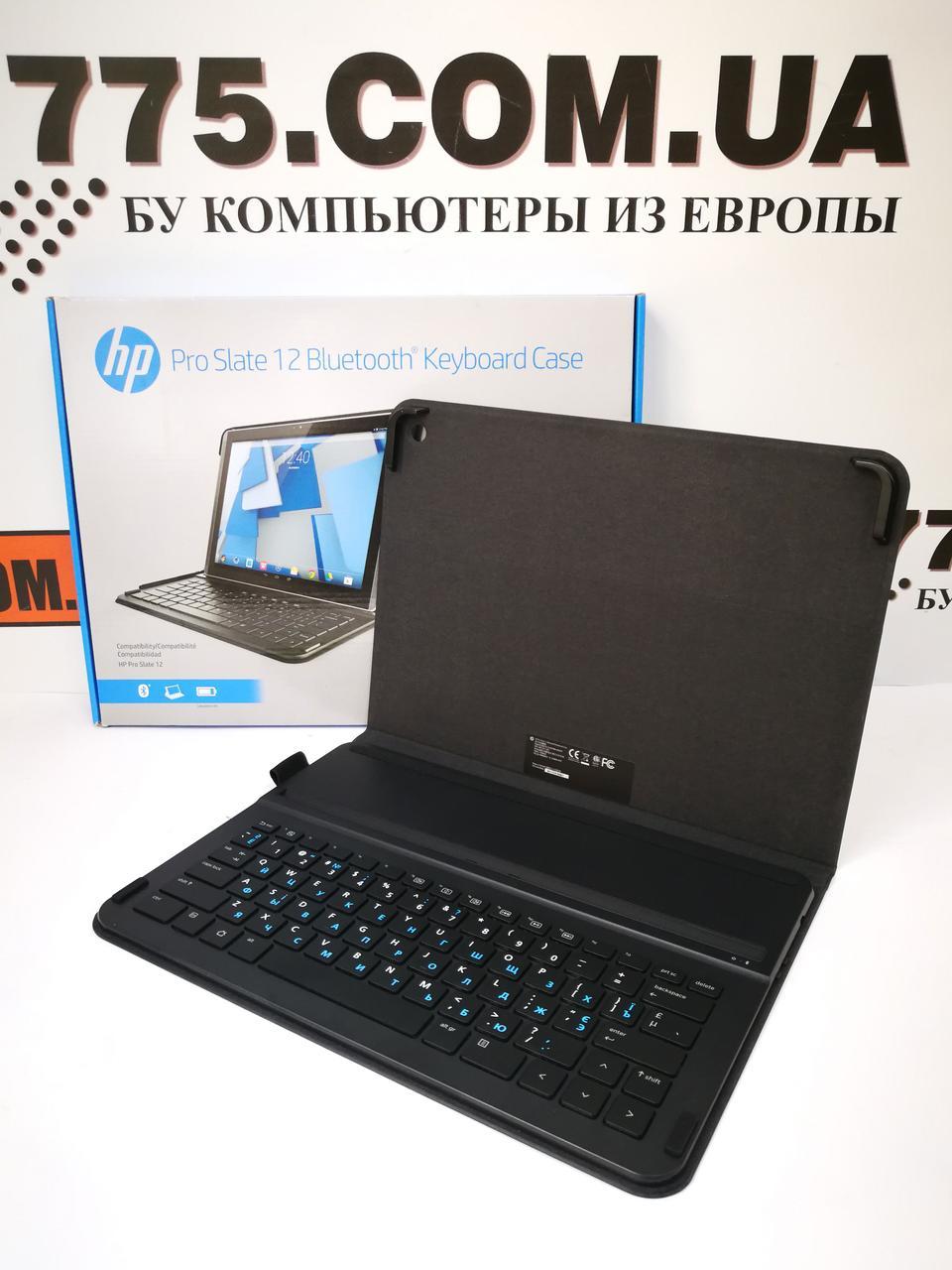 Клавиатура-чехол  Bluetooth HP Pro 12 (HSTNH-A501R)