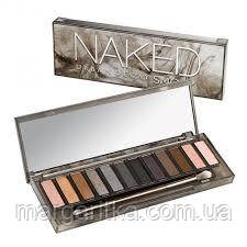 Тени для век Urban Decay Naked Smoky (Нэйкед)