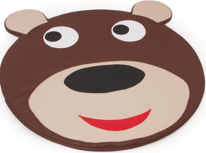 Детский коврик Мишка Kidigo