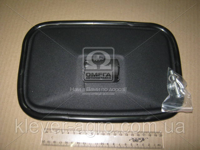 Зеркало боковое МТЗ (300х200) (металлический корпус)  (пр-во Руслан-комплект)