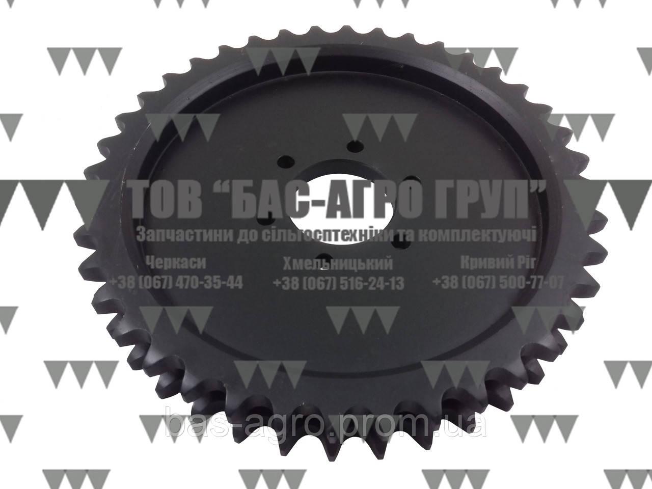 Звездочка двойная Z-40/40 Oros 1.307.404 аналог