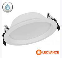 Встраиваемый влагостойкий светильник Ledvance LED DL ALU 25W 4000K IP44, фото 1