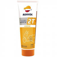 Масло REPSOL МОТО 2T Scooter 125 ml