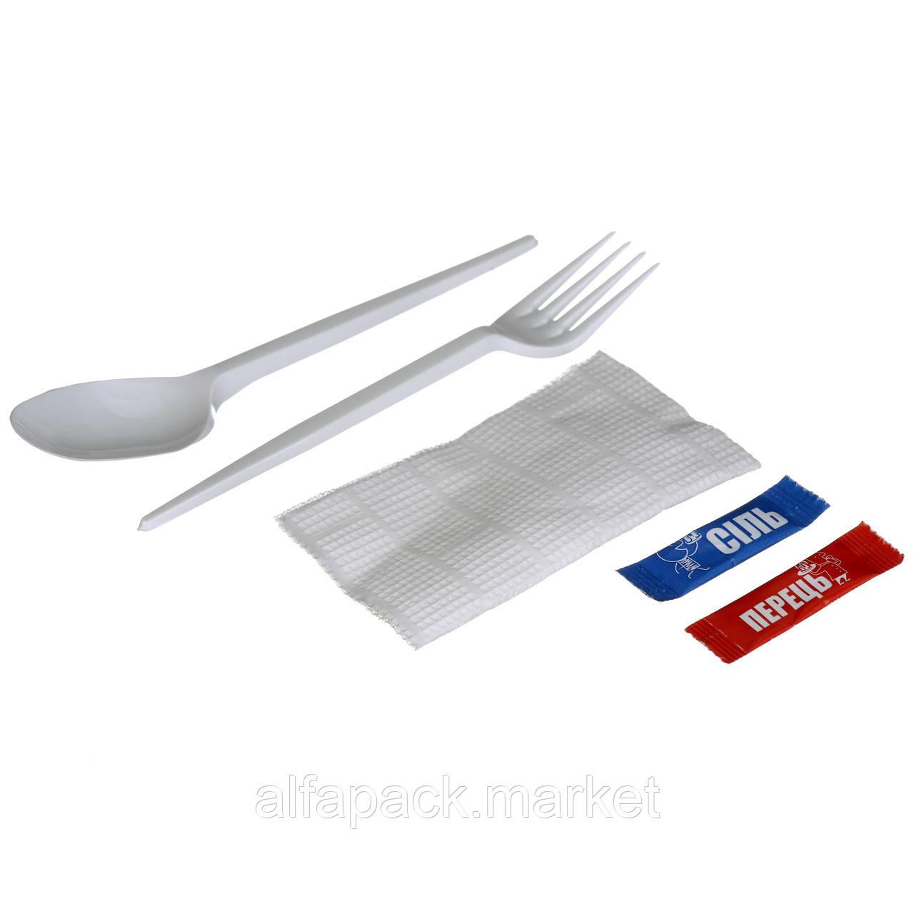 Набор одноразовой посуды Food Packing  №28 5 предметов 000002922