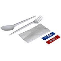 Набір одноразового посуду Food Packing №28 5 предметів 000002922