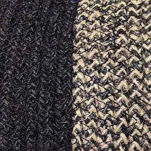 Кашпо джутовое плетеное, фото 3