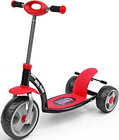 Самокат Milly Mally Scooter Crazy (Red)