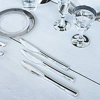Ножи стекловидные, не гнутся для презентации выставки party. Входит в сервировку стола. CFP 12 шт 200 мм., фото 1