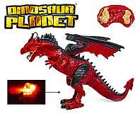 """Интерактивная игрушка """"Динозавр"""" на радиоуправлении! 2 цвета!"""