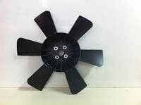 Вентилятор системы охлаждения (крыльчатка) Газель,Соболь 6 лопастной черный (производство ГАЗ)