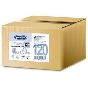Пеленки  Білосніжка Компактные 40х60 см 120 шт, фото 2