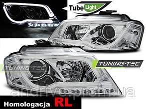 Передние фары Audi A3 8P (2008-2012) RL тюнинг