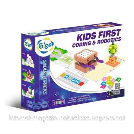 Конструктор  Gigo Робототехника для малышей, фото 2