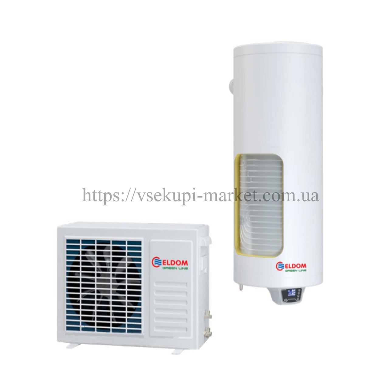 Водонагреватель теплонасосный ELDOM HPS120 2 kW