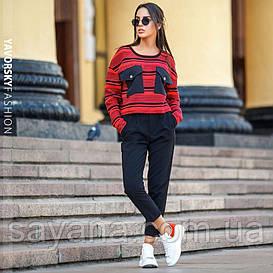Пуловер «Санти» ВС-4-0919