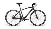 "Велосипед 28"" APOLLO TRACE 55 рама- L/M/XL Matte Black /Gloss Navy / Gloss Blue (SKD-96-60)"