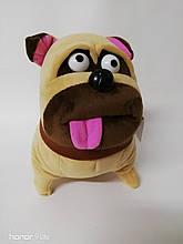 Мягкая игрушка Бульдог  Мел Тайная жизнь домашних животных