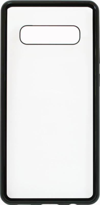 Накладка SA G975 S10 Plus black bamper Metall Magnetic Case