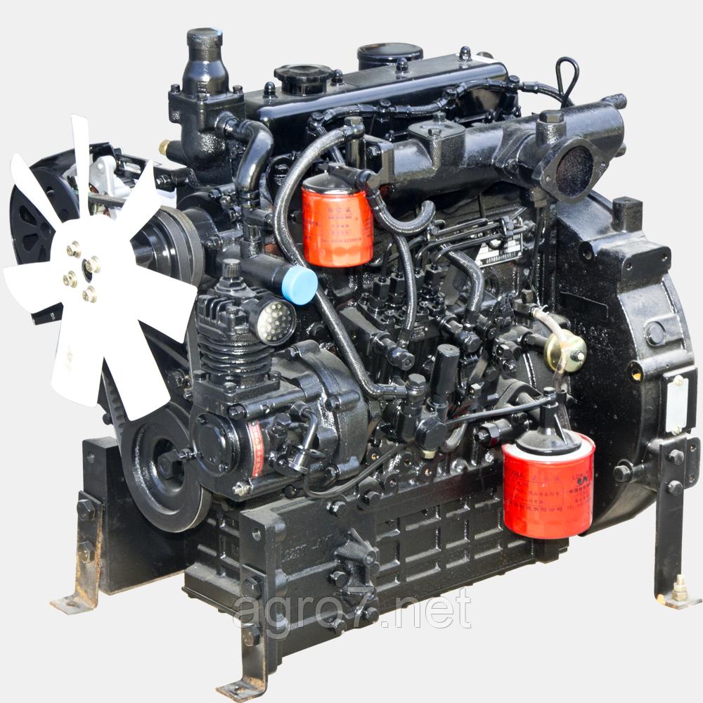 Двигатель дизельный 4L22BT 35 л.с.