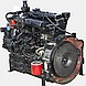 Двигатель дизельный 4L22BT 35 л.с., фото 2