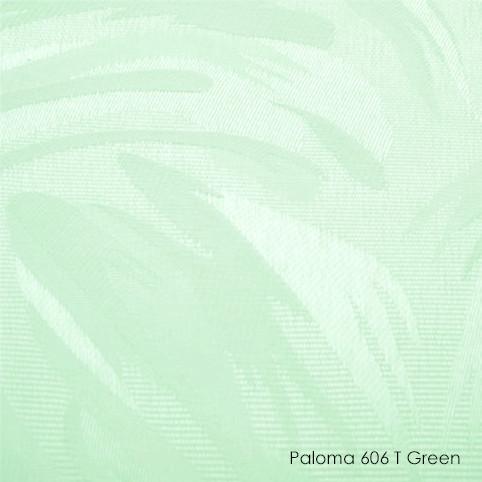 Вертикальные жалюзи Paloma-606T green