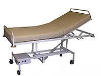 Кровать медицинская функциональная двух секционная электрическая КФ-2Э1