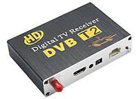 Автомобильный цифровой ТВ тюнер Digital TV Receiver | приставка для автомобиля T2 | цифровой ресивер