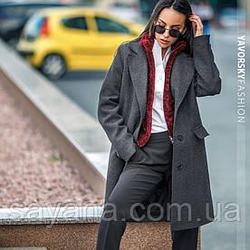 Женское пальто «Марси»ВС-5-0919