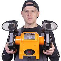 Точильный станок 150 мм Workman RBG625A
