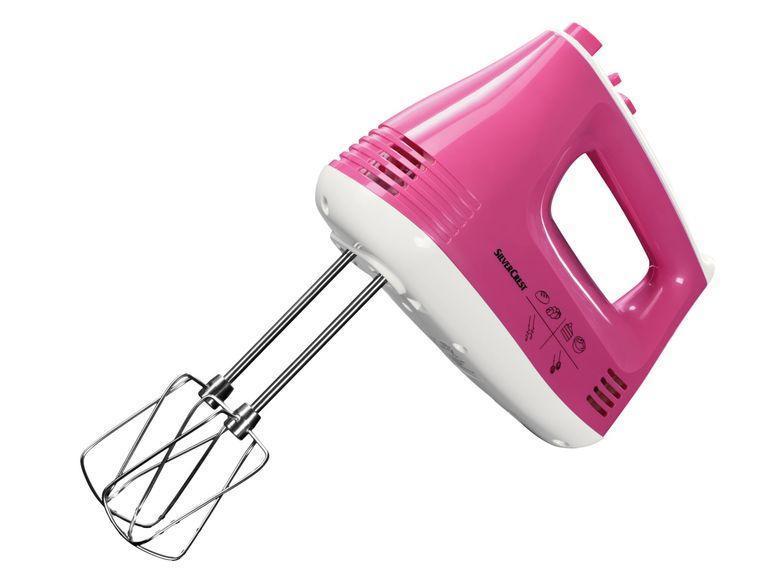 Миксер Ручной SILVERCREST® Handmixer SHM 300 B1 pink