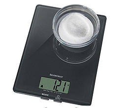 Кухонные Весы SILVERCREST® Kitchen Scale SKWS 5 A1 black