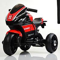 Детский мотоцикл «Yamaha» M 4135L-3 Красный