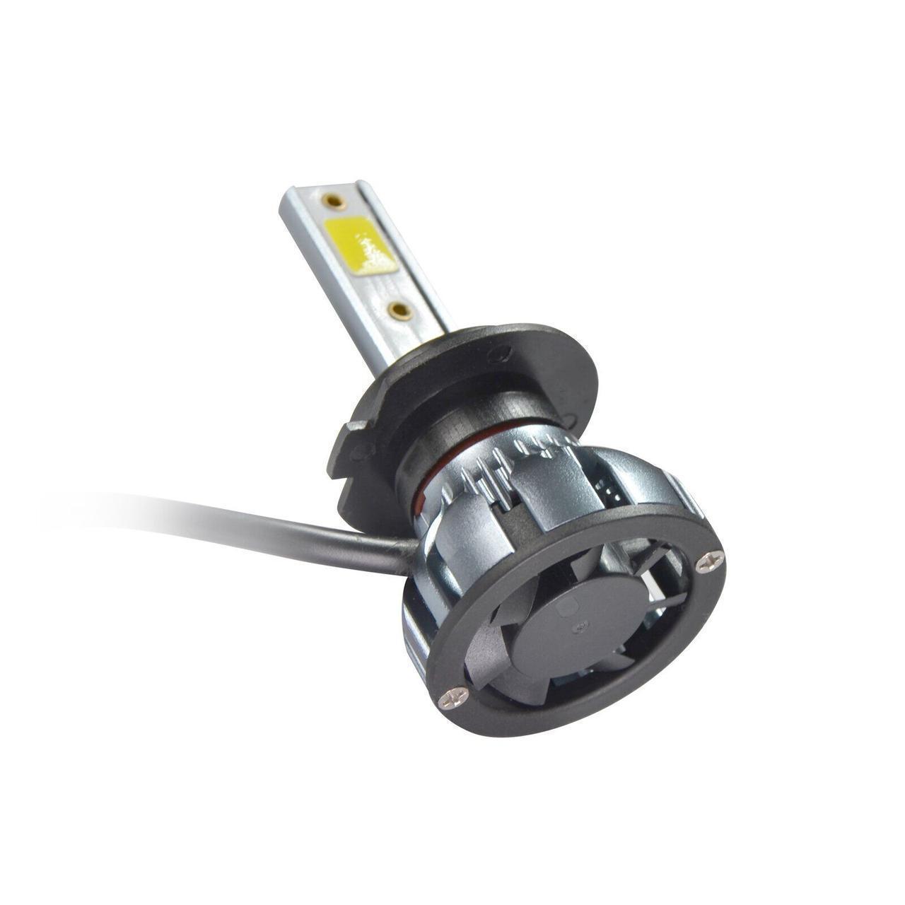 Светодиодные LED лампы MLux Grey Line H11 (H8, H9), 26 Вт, 6000°К