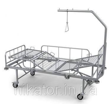 Кровать больничная функциональная КФ-4