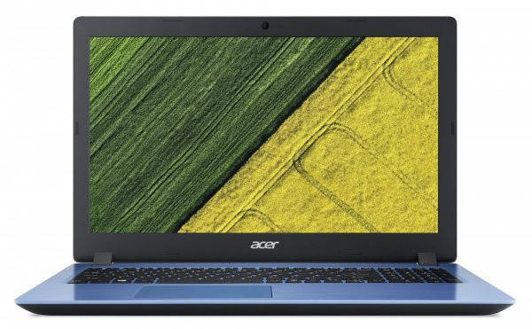 Ноутбук Acer Aspire 3 A315-53 15.6FHD AG/Intel Pen 4417U/8/1000/int/Lin/Blue, фото 2
