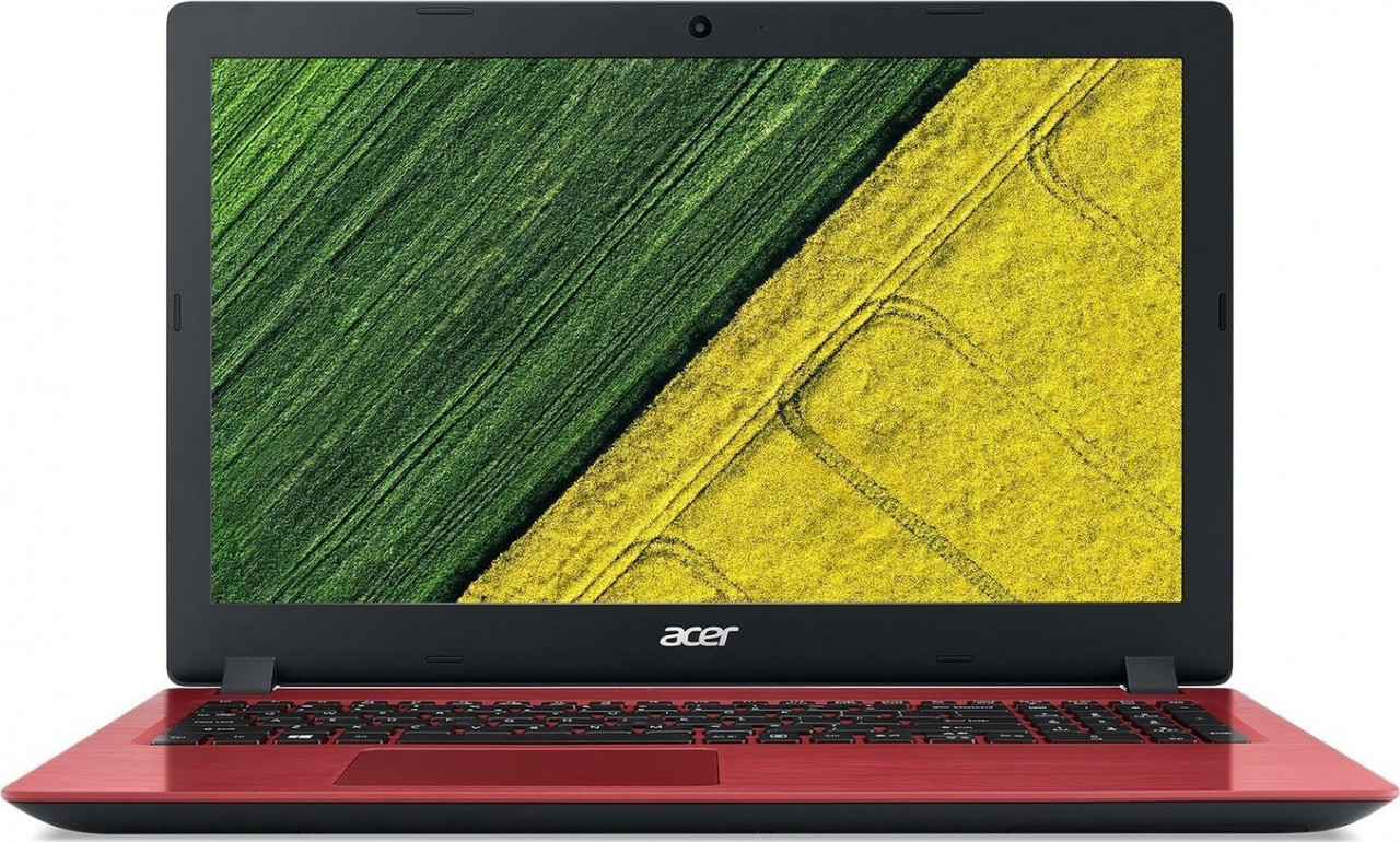 Ноутбук Acer Aspire 3 A315-53 15.6FHD AG/Intel Pen 4417U/8/256F/int/Lin/Red