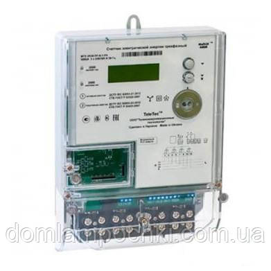 Электросчетчик трехфазный многотарифный MTX 3R30.DF.4L1-PDO4