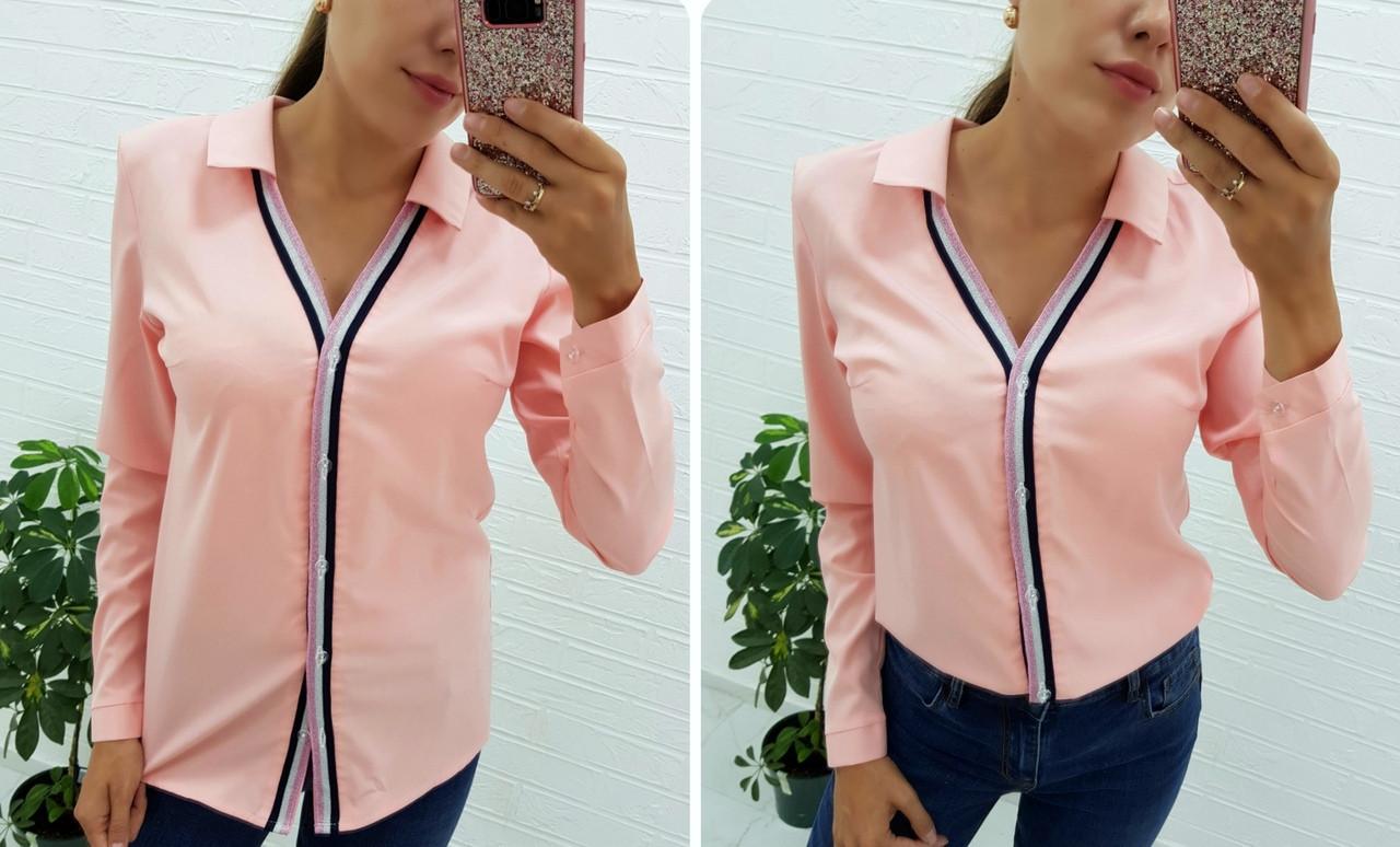 Женская рубашка 48-50, 52-54