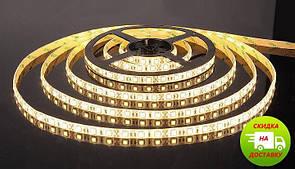 Светодиодная лента LED 3528 WHITE 60R WW (сет белый теплый)