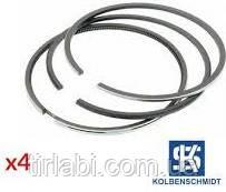 Кольца поршневые Volvo RVI Dxi 11 Eu4/5 123.01mm