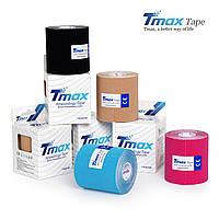 Кинезио тейп Tmax Tape 7,5см х 5м Хлопок