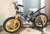 Детский велосипед Ardis Falcon 16 Оранжево-черный