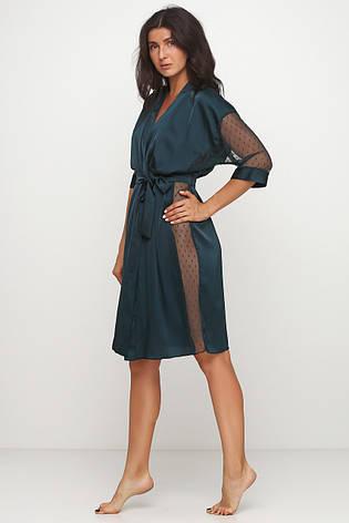 Длинный женский  халат 50 размера, фото 2