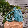 """Міні-рюкзак жіночий шкіряний міський """"Milashka"""", фото 4"""