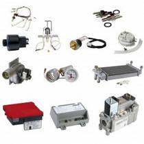 Запчасти и комплектующие к газовым котлам и конвекторам